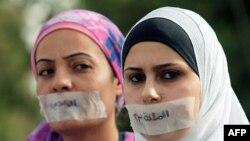 Журналісти протестують в Йорданії