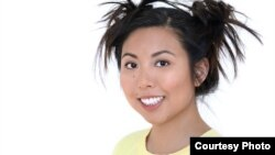 Nữ diễn viên hài độc thoại Rosie Trần. (Ảnh do nhân vật cung cấp.)
