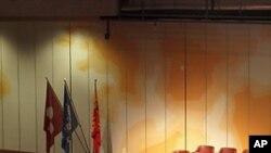 스위스 제네바에서 열린 세계기상기구 제16차 총회 (자료사진)