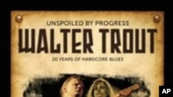 Walter Trout  Celebrates 20 Years as Soloist with 'Unspoiled By Progress'