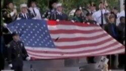 奥巴马: 911后十年表明美国坚韧不拔