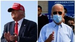 Trump နဲ႔ Biden ဖေလာ္ရီဒါ မွာ အၿပိဳင္အဆိုင္ မဲဆြယ္