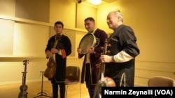 Azərbaycan musiqi alətləri
