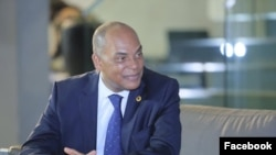 Adalberto Costa Júnior, líder da UNITA, Angola