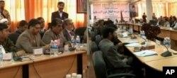 مسؤولیت های امنیتی در اولین منطقه افغانستان به افغان ها سپرده شد