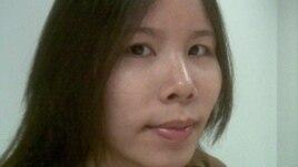 Sinh viên Trang Nhung một trong 3 sinh viên khởi xướng Tuyên ngôn Công lý cho Đoàn Văn Vươn