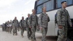 وزیر دفاع آمریکا می گوید به آینده عراق اطمینان دارد