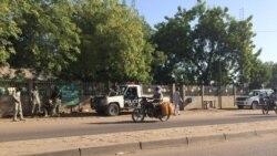 Adjoudji Guemé jointe à Ndjamena par Nathalie Barge