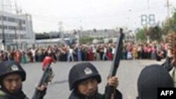 В провинции Синьцзян введен комендантский час
