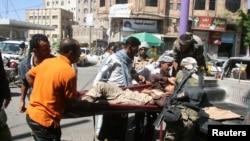 Yemen đã rơi vào một cuộc nội chiến từ tháng 9/2014 khi quân Houthi tràn vào thủ đô Sana'a.
