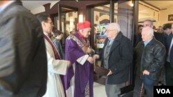 Cardinal Ernest Troshani
