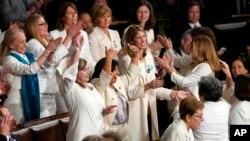 ABD Kongresi'nin kadın üyeleri