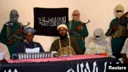 Wanamgambo wa Al-Shabab wa Somalia