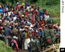 DRC refugees