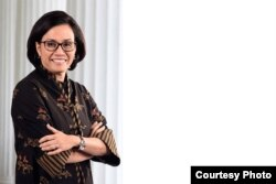 Menteri Keuangan RI, Sri Mulyani Indrawati. (Foto: Kemenkeu/BiroKLI)