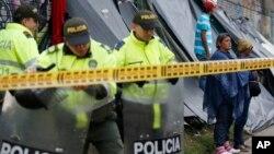 Un accidente de autobús dejo a más de 20 heridos y nueve muertes en Valle del Cauca, Colombia, el domingo.