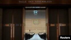 제네바 유엔 본부 건물. (자료사진)