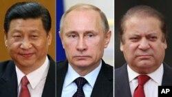 نشست سه جانبۀ روسیه، پاکستان و چین هفتۀ اول دسامبر برگزار خواهد شد