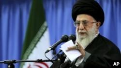 伊朗最高领导人哈梅内伊