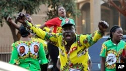 Zanu PF Supporters Celebrate Concourt Ruling Zimbabwe Elections3