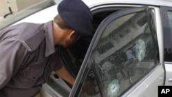 حمله افراد مسلح به یک موتر قونسلگری جاپان در پاکستان