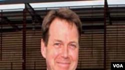 Timothy Torlot, Duta Besar Inggris untuk Yaman.