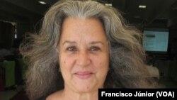 Anabela Lemos, directora de Justiça Ambiental
