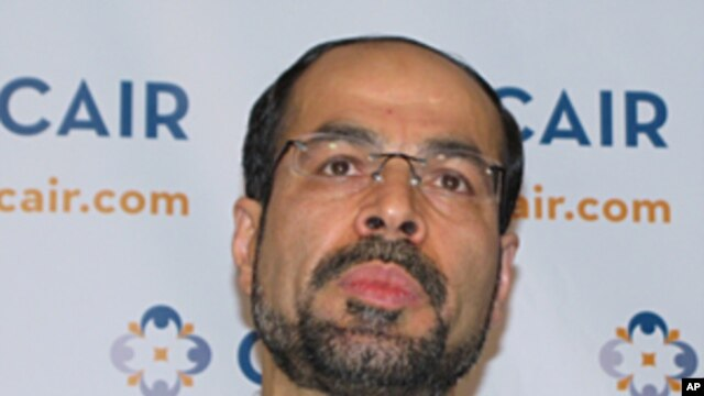Nihad Awad, of the Council on American-Islamic Relations (file photo)