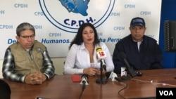 Excarcelados denuncian el asedio como una forma de represalia por continuar manifestándose en contra del gobierno del presidente Daniel Ortega.