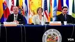 El Octavo Foro Hemisférico de la Sociedad Civil se inició hoy y concluirá mañana en la sede de la OEA en Washington.