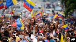 Акції протесту у Венесуелі