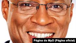 Ulisses Correia e Silva, primeiro-ministro de Cabo Verde
