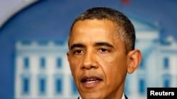 奧巴馬誓言對波士頓爆炸兇手繩之於法