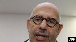 Nhà cải cách người Ai Cập Mohamed ElBaradei