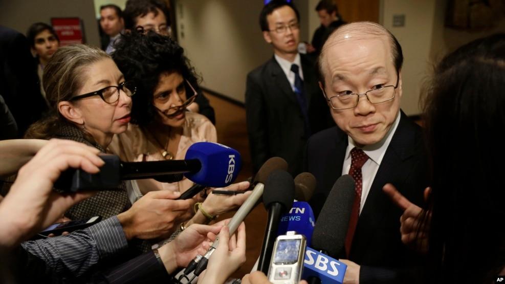 中国未能阻止安理会讨论朝鲜人权