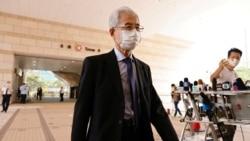 李柱銘黎智英等9名香港民主派人士 涉反送中運動未經批准集結開審