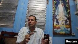 José Daniel Ferrer, comnhecido dissidente cubano