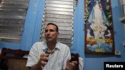 José Daniel Ferrer, uno de los opositores más activos contra el gobierno cubano, guarda prisión sin juicio desde el 1 octrubre de 2019.