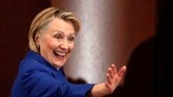 ၂၀၂၀ ကန္သမၼတေရြးေကာက္ပြဲ Hillary Clinton ၀င္ၿပိဳင္မည္ မဟုတ္