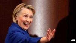 ყოფილი საპრეზიდენტო კანდიდატი ჰილარი კლინტონი
