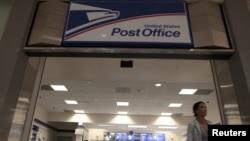 美國郵政總局將首次欠款