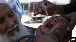 انتخاب با شماست، اطفال تان را واکسین کنید تا به فلج دایمی مبتلا نگردند