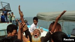 Scores Missing After Bangladesh Ferry Accident
