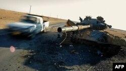 Rebelët në Libi hedhin poshtë planin e armëpushimit