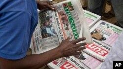 Elections au Nigeria, le 31 mars 2015.