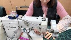 [헬로서울 오디오] 재봉기술로 자립 꿈꾸는 탈북여성들