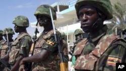 Uganda oo ciidamo dheeraad ah u diraysa Somalia