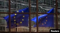 벨기에 브뤼셀의 유럽연합 본부 (자료사진)