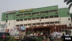 Hedkwatar Jam'iyar PDP da ke Abuja a Najeriya
