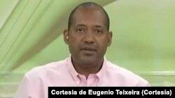 Eugénio Teixeira, jornalista, correspondente da VOA, Cabo Verde